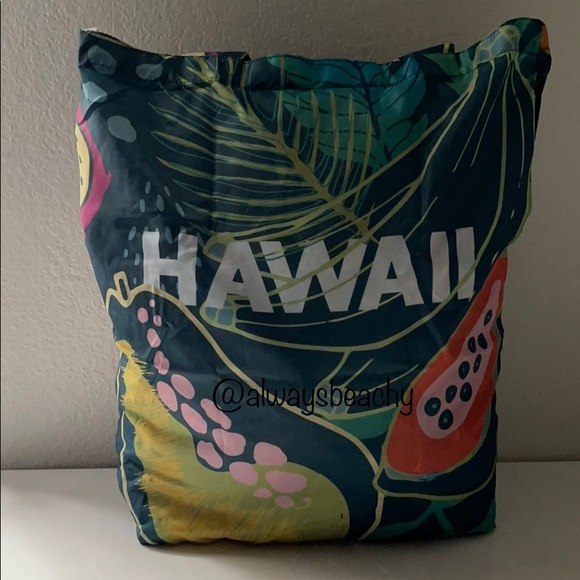 🌿NWT Starbucks Hawaii Reusable tote bag